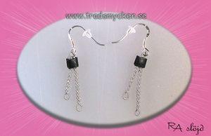 Tenntrådsörhänge